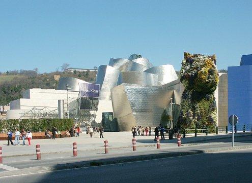 Frank Owen Gehry - Guggenheim Museum, Bilbao