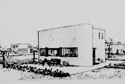 Le Corbusier - Maisons 20 ouvrieres