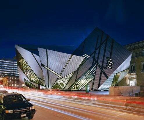 Daniel Libeskind - Royal Ontario Museum, Toronto, Canada